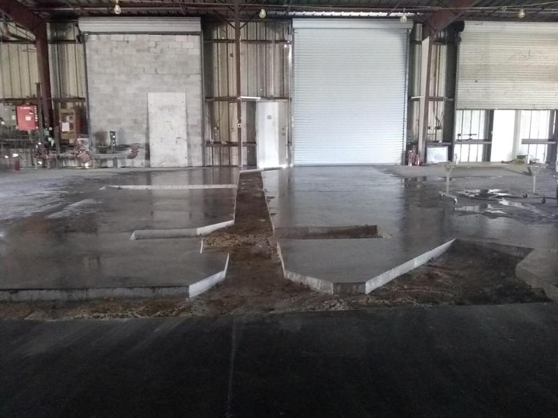 Services - Concrete Cutting